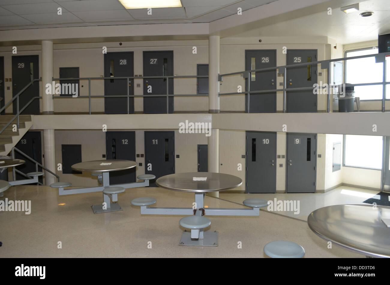 Lincoln Prison Cell Stock Photos  Lincoln Prison Cell Stock - Office furniture lincoln ne