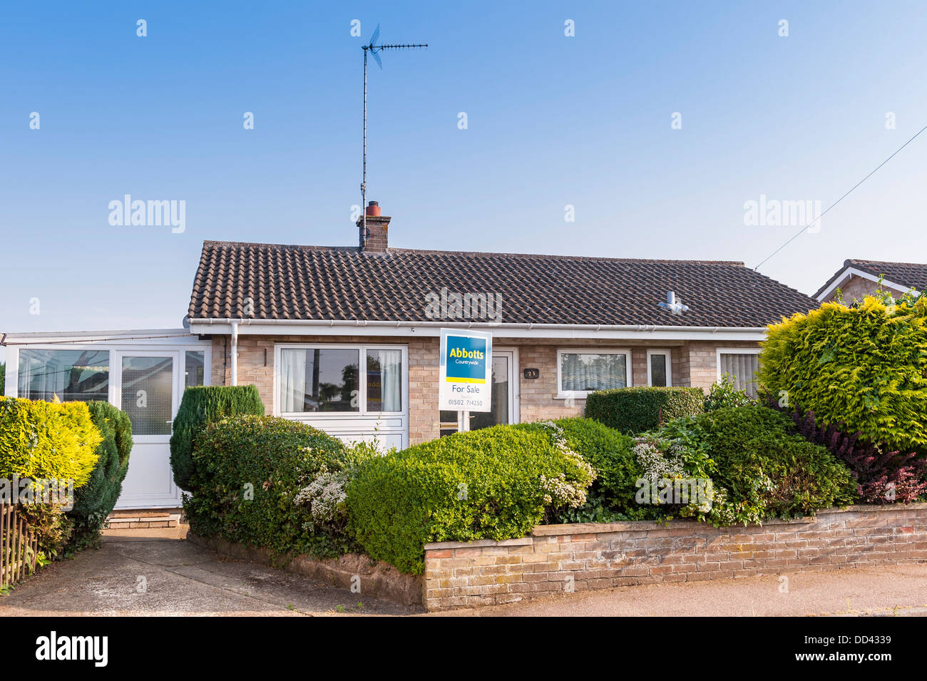 suffolk bungalows for sale
