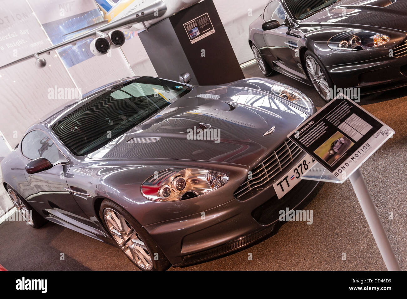 the james bond 007 film cars exhibit inside the national motor museum stock photo royalty free. Black Bedroom Furniture Sets. Home Design Ideas