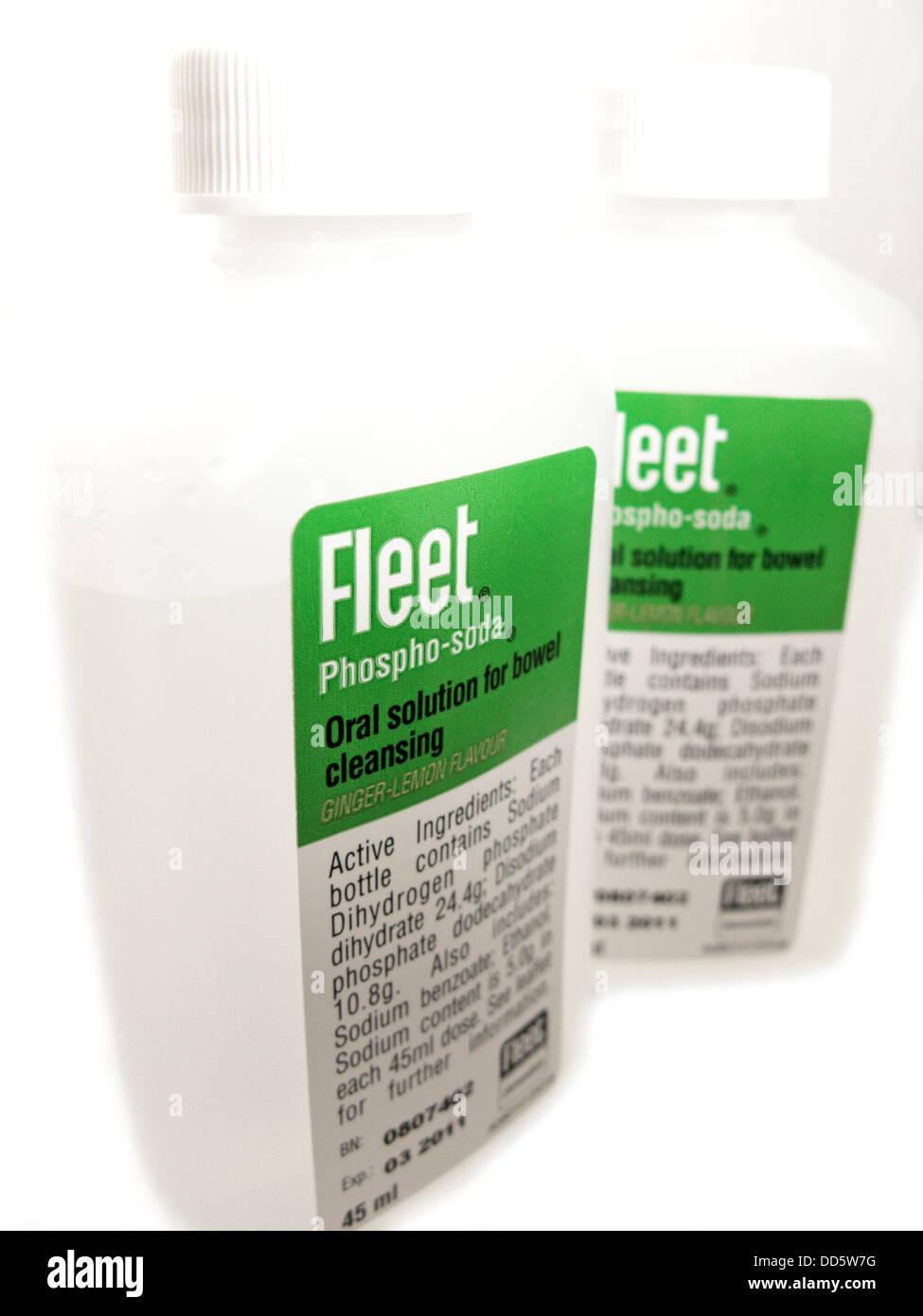 fleet bowel prep instructions
