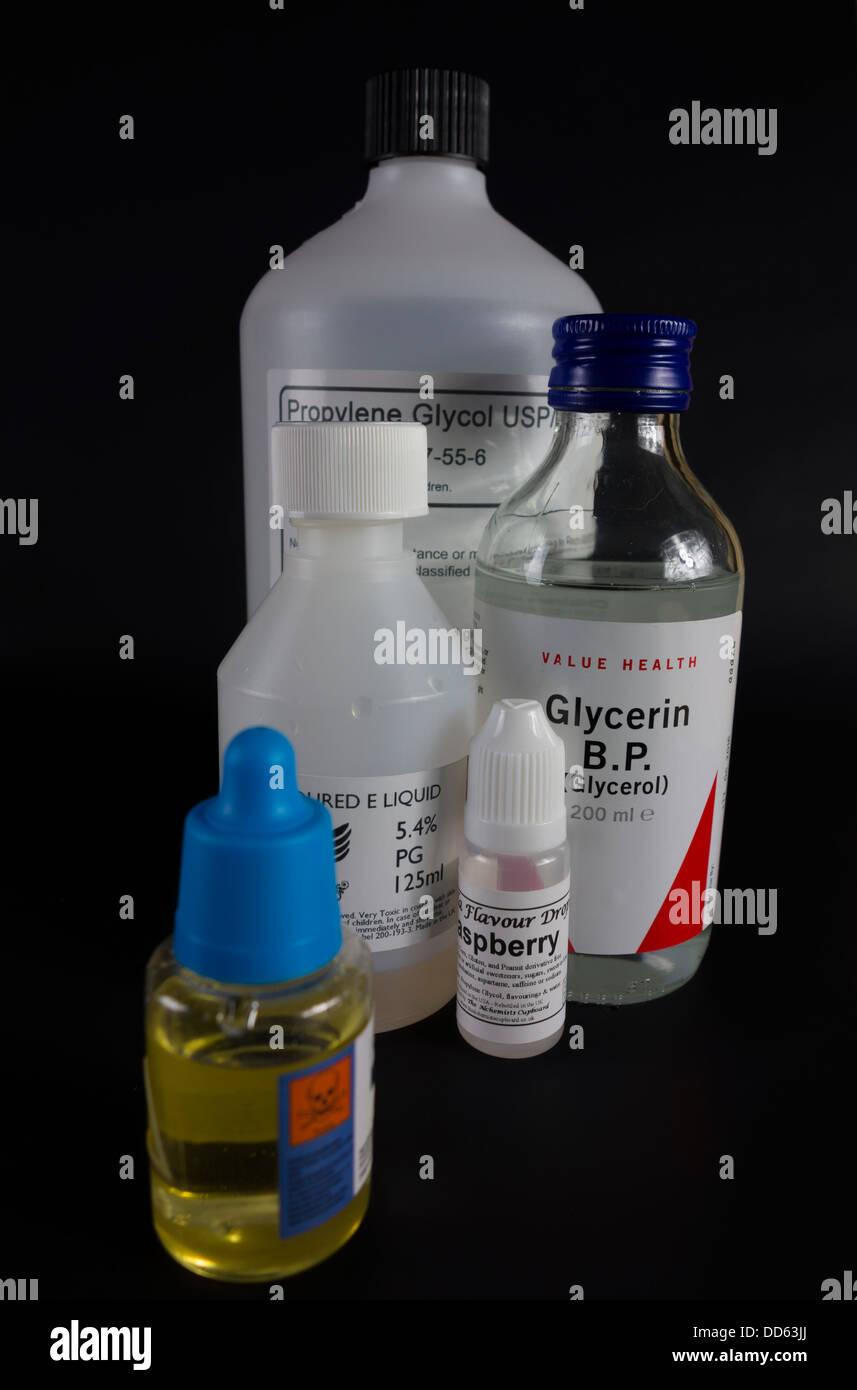 Никотиновая жидкость своими руками 19