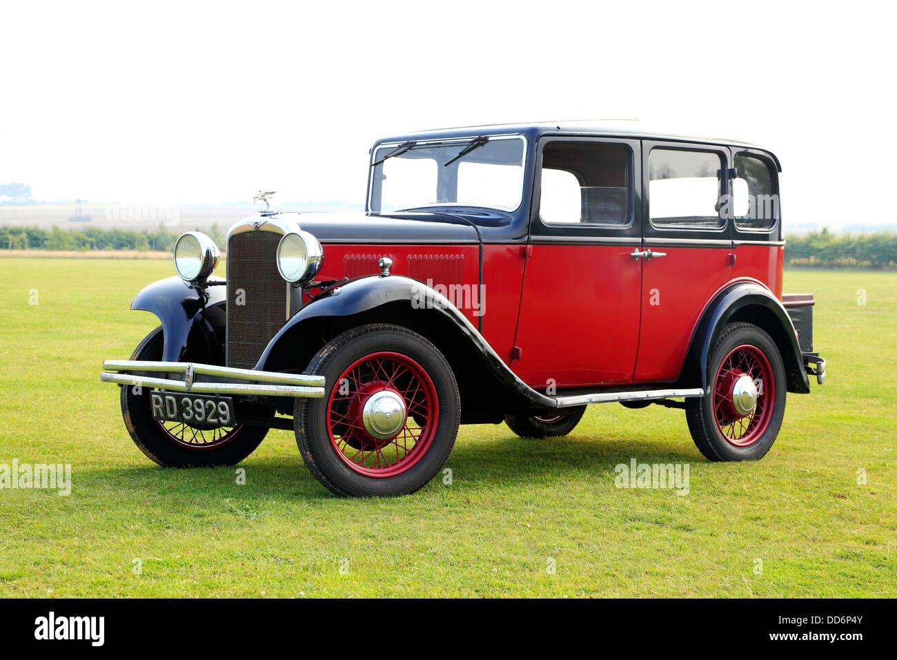 Hillman Minx Vintage Motor Car England Uk British Classic