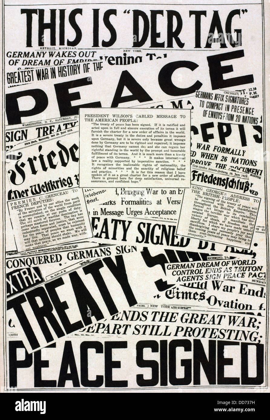 world war 1 article