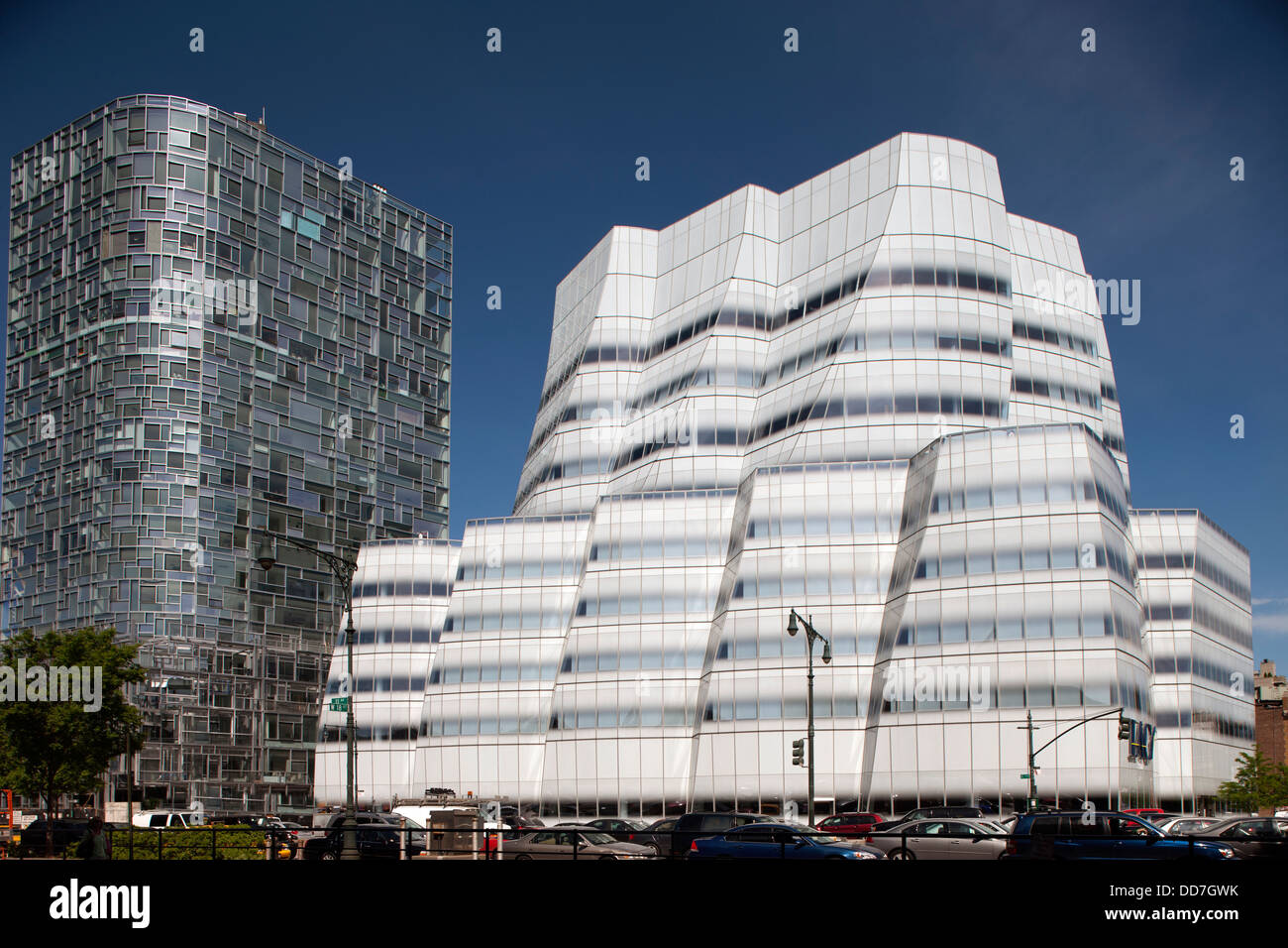 Modern buildings west side highway chelsea manhattan new for New modern buildings