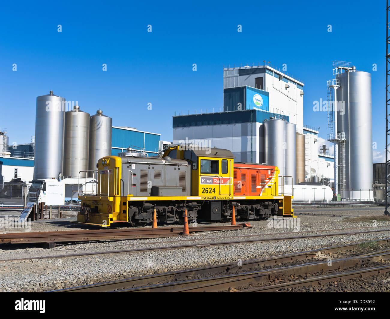 Hawera New Zealand  City pictures : Hawera Taranaki New Zealand Kiwirail Dsc 2624 Shunting Train Fonterra ...
