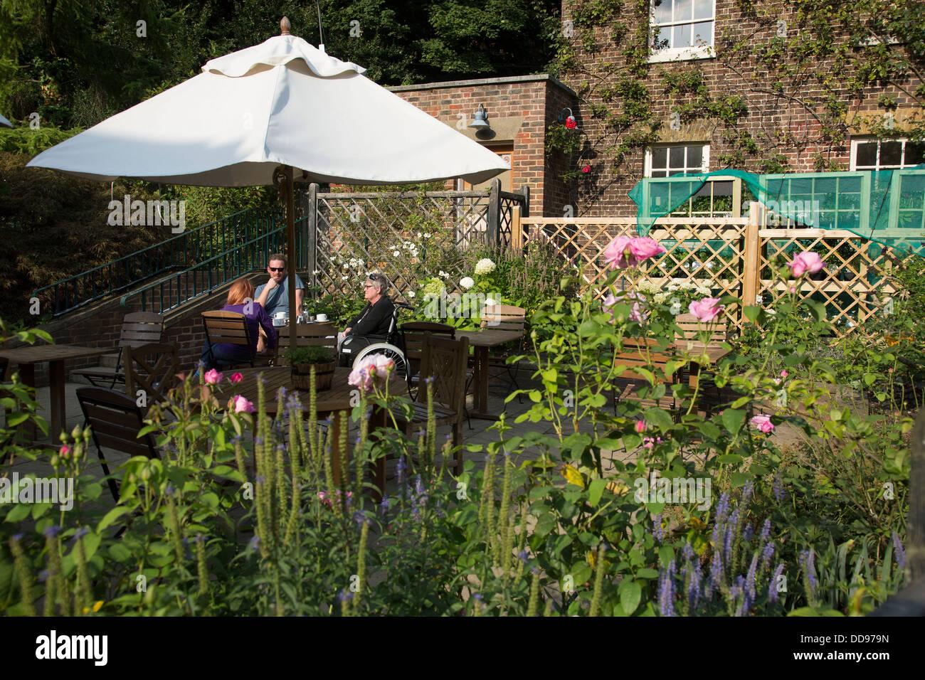 Hampstead Heath Kenwood House Cafe