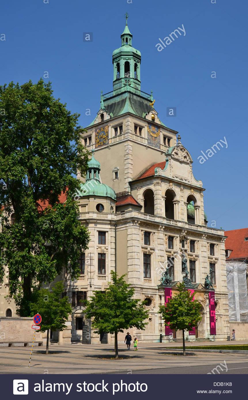 Bavarian National Museum Bayerisches Nationalmuseum