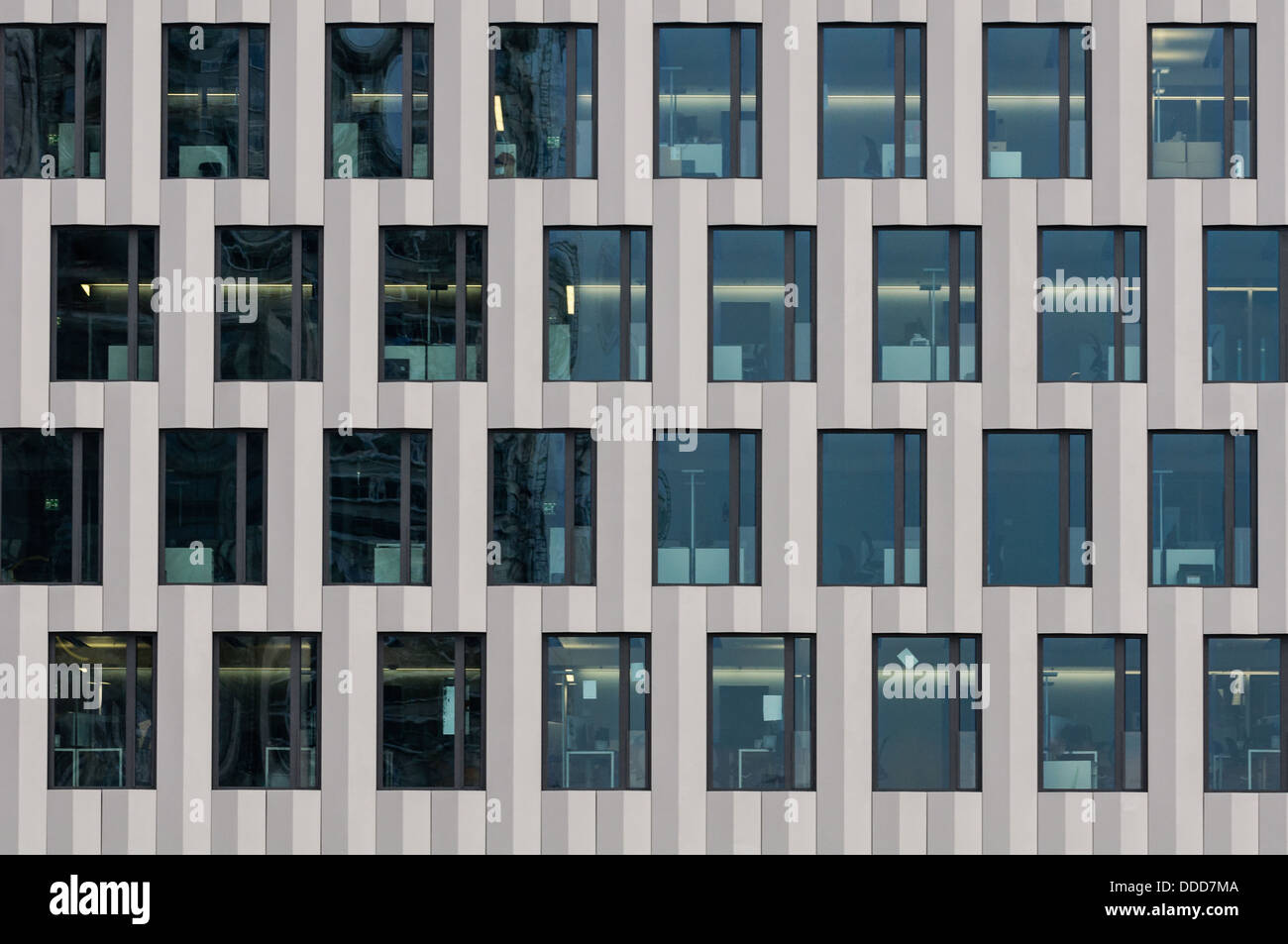 Office Building Facade Zurich Switzerland Stock Photo: building facade pictures