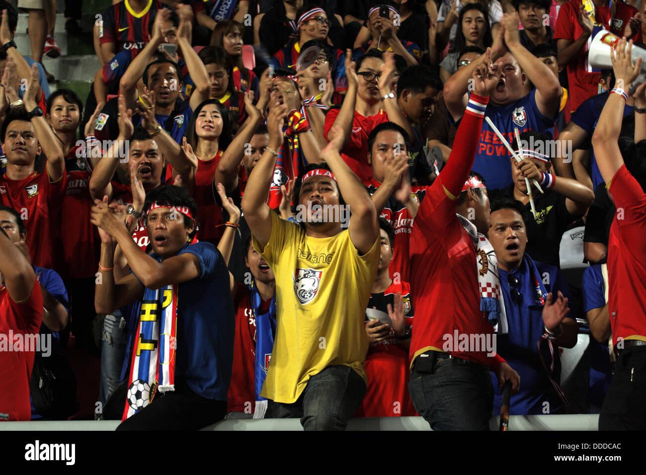 basketball fans cheering. stock photo - thailand football fans cheering at rajmalanga stadium in bangkok , basketball l