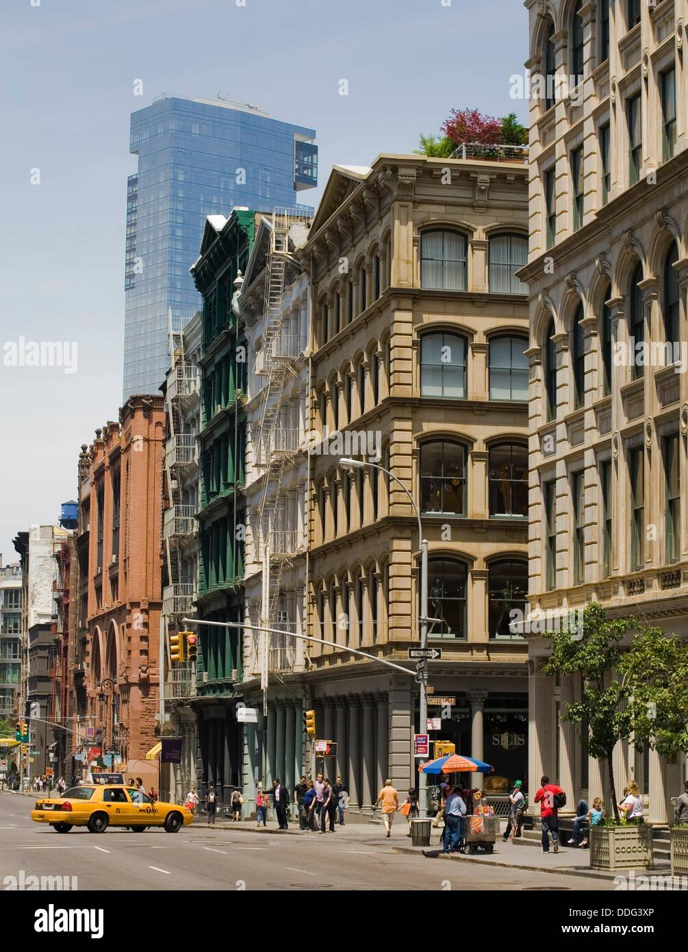 Image Gallery Soho Manhattan