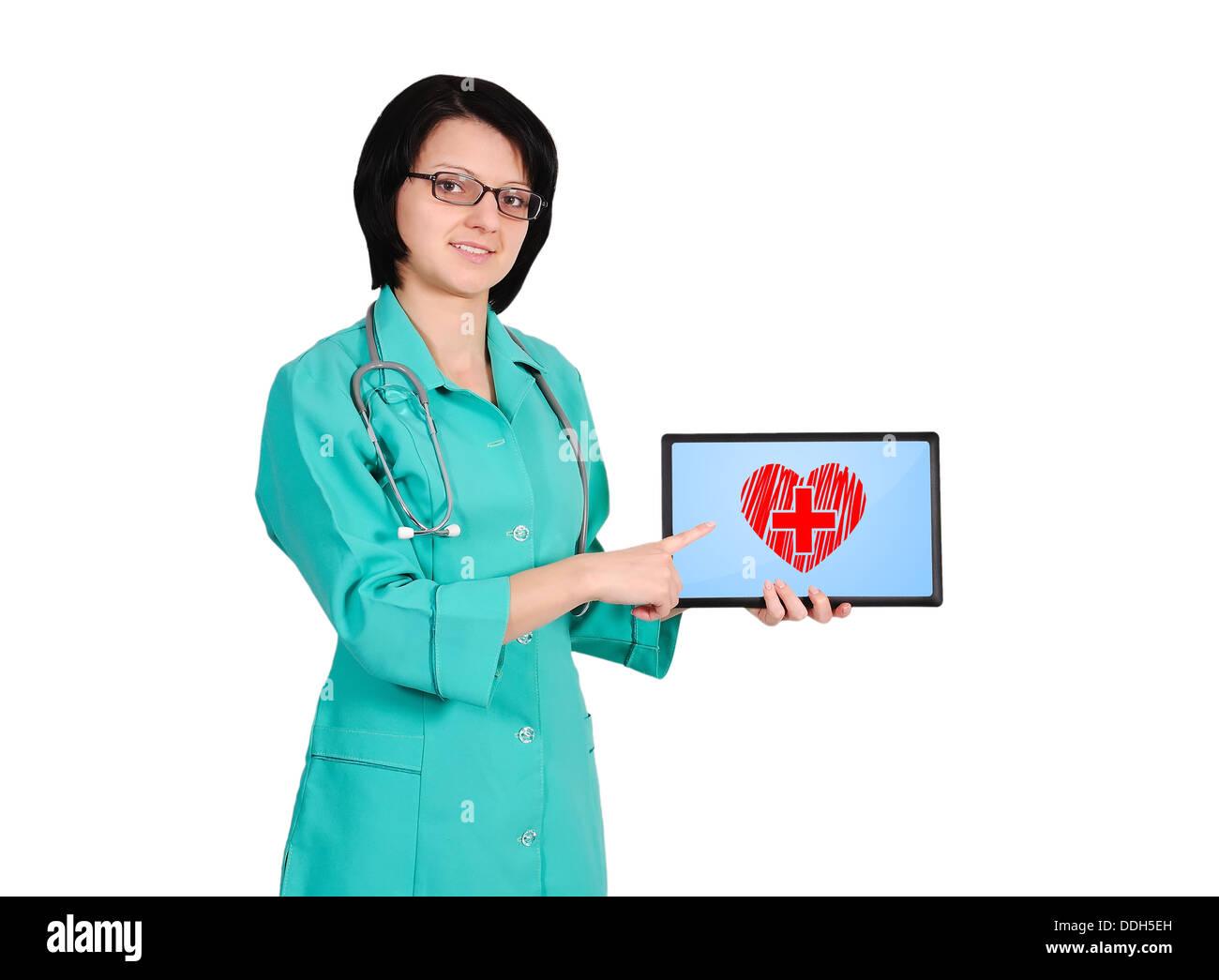 Heart symbol on tablet stock photo royalty free image 59999145 alamy heart symbol on tablet buycottarizona Choice Image