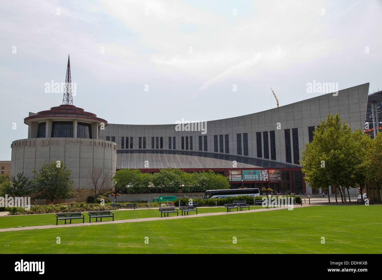 Country Music Hall Of Fame And Museum Nashville TN USA Stock - Music museums in usa