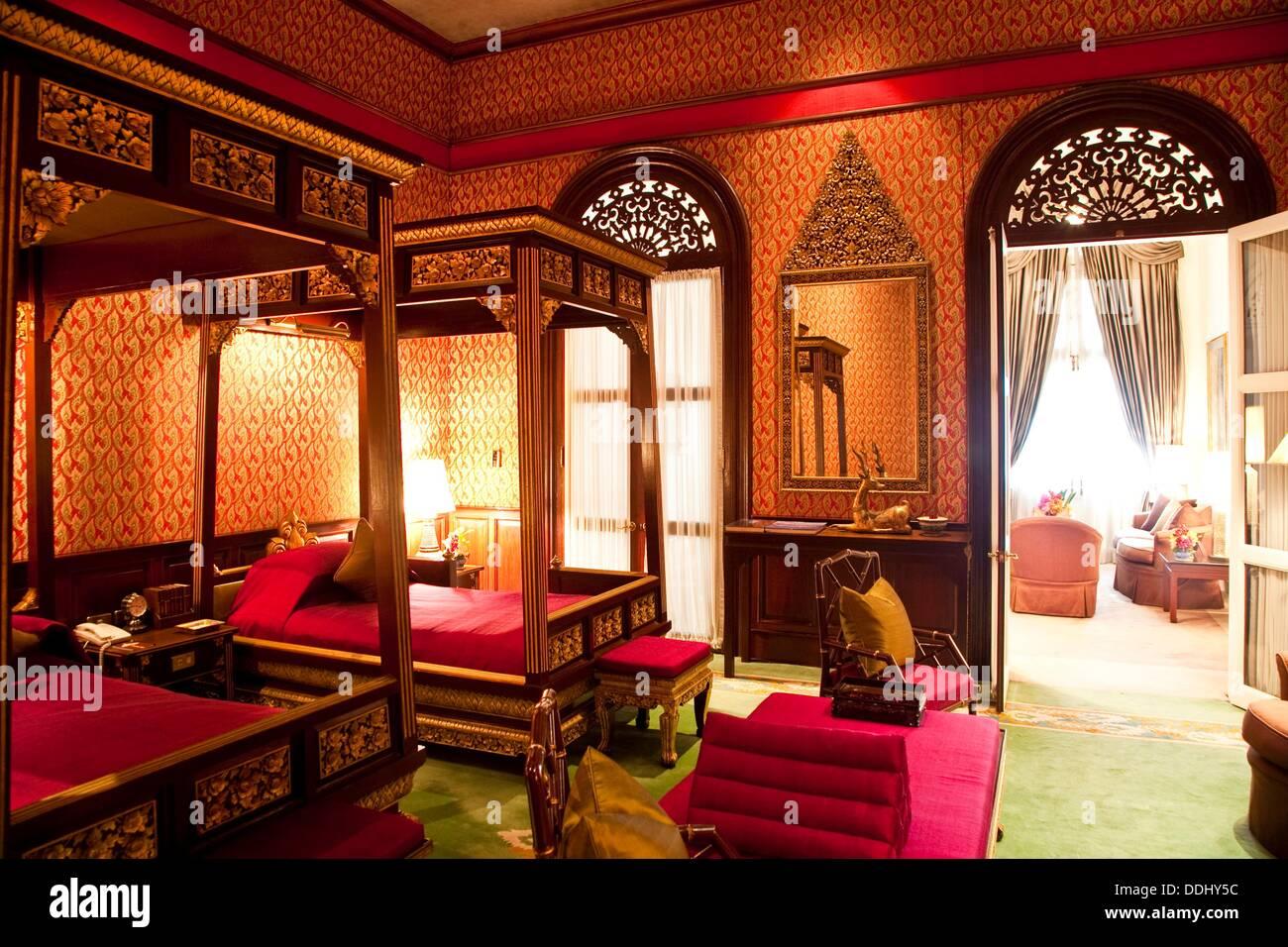 Somerset Maugham Room Mandarin Oriental Hotel Silom