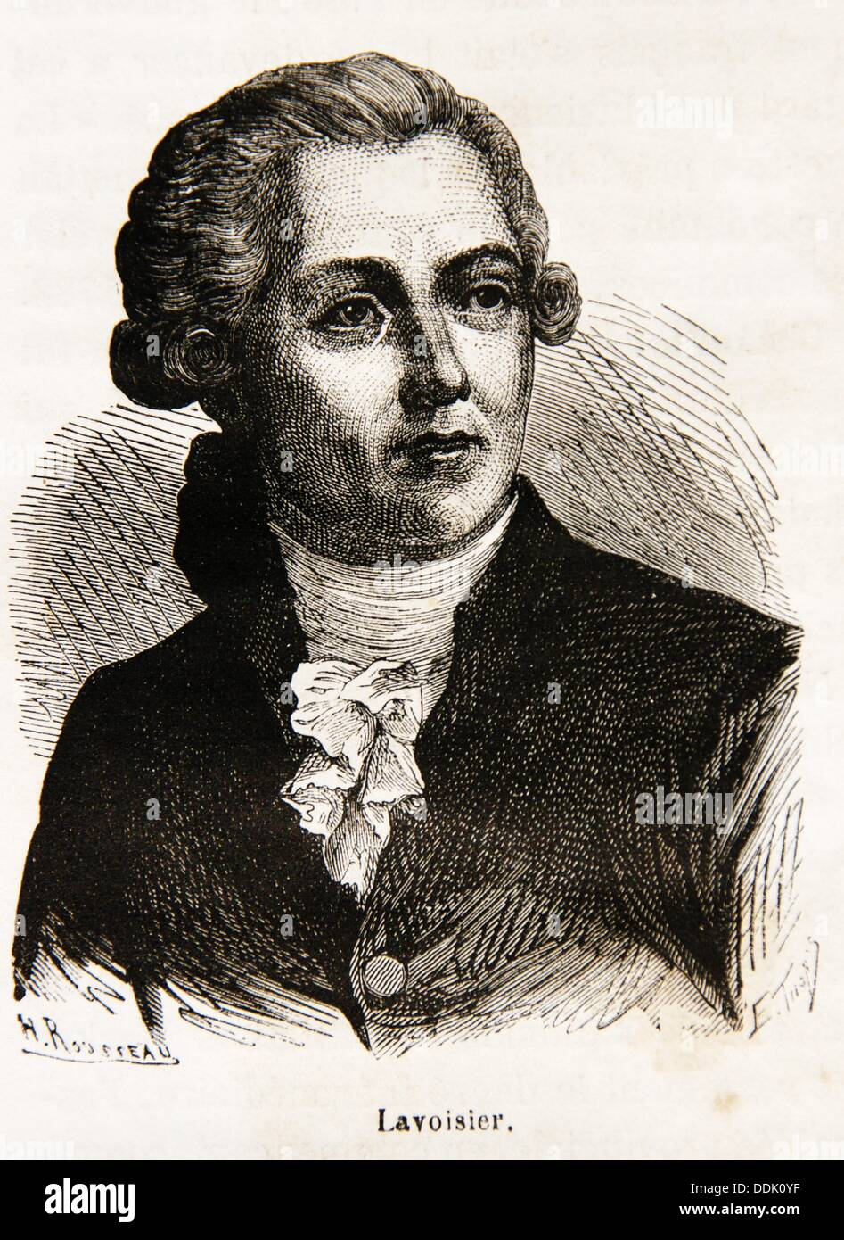 antoine laurent lavoisier Antoine laurent de lavoisier (1743,1794) chimiste français, né à paris, le 26  août 1743 et, mort à paris, le 8 mai 1794 fils d'un procureur au parlement.