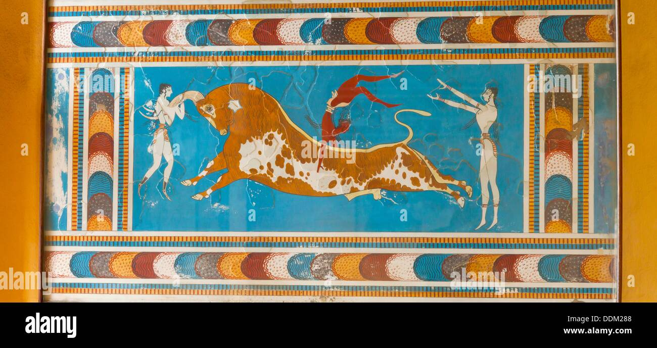 palace at knossos grete and bull leaping Ebook cargado por kalaneerkulam  official residence was st james's palace between 1698 and 1837 525 after  indians as he was a blood brother of sitting bull.
