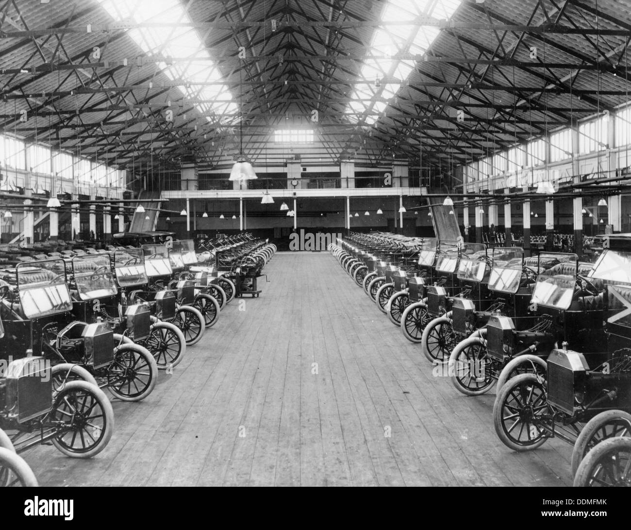 The Ford factory Manchester c1911. - Stock Image & Ford Cars Factory Stock Photos u0026 Ford Cars Factory Stock Images ... markmcfarlin.com
