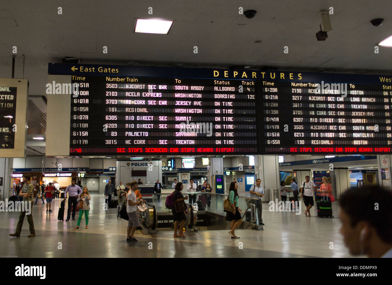 New York To Long Island By Train