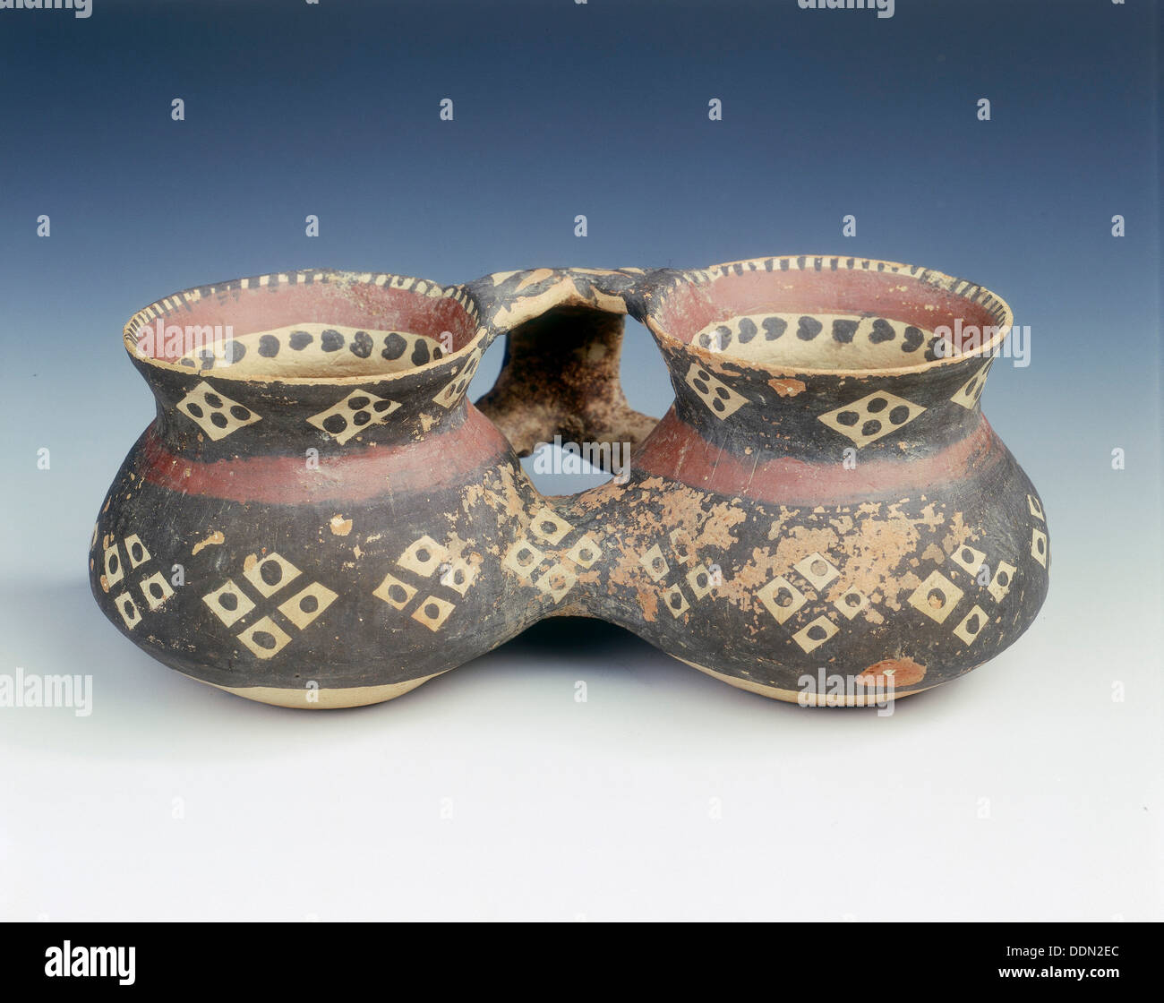Yangshao stock photos yangshao stock images alamy painted pottery double cup yangshao culture machang type china c2500 bc reviewsmspy