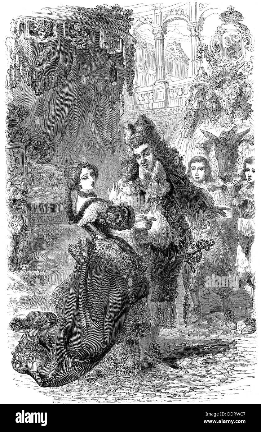 Uncategorized Perrault Fairy Tales literature fairy tales donkeyskin peau dane by charles perrault 1628 1703 flown princess eavesdropping prince wood