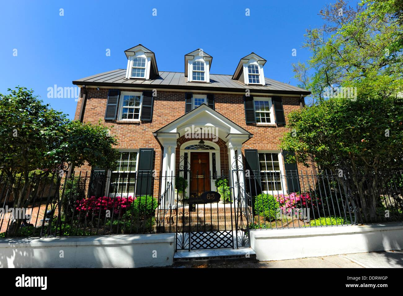Historic Homes And Residential Dwellings The East And