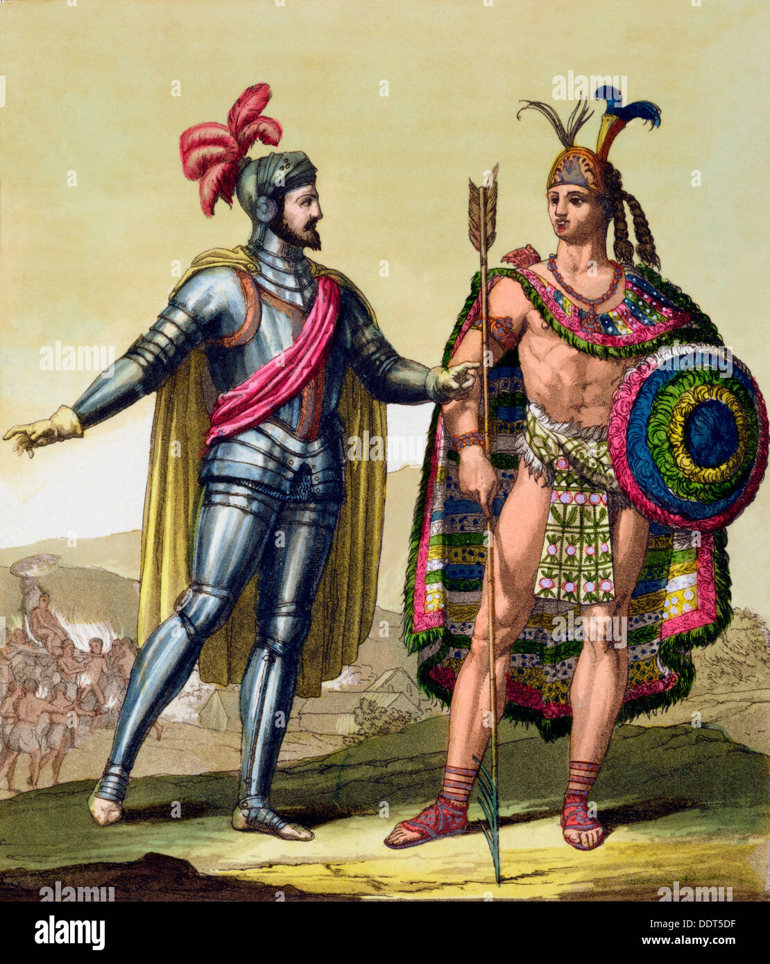 columbus and cortes encounters native and Native americans and christianity have a history that dates to the the arrival of the first european explorers this history is marked by genocide , cultural destruction, domination and resistance much of the destruction was done for land, politics, and power, but a significant part of it was done for religious reasons, as christians embarked.