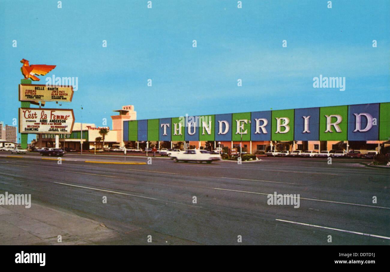 thunderbird casino