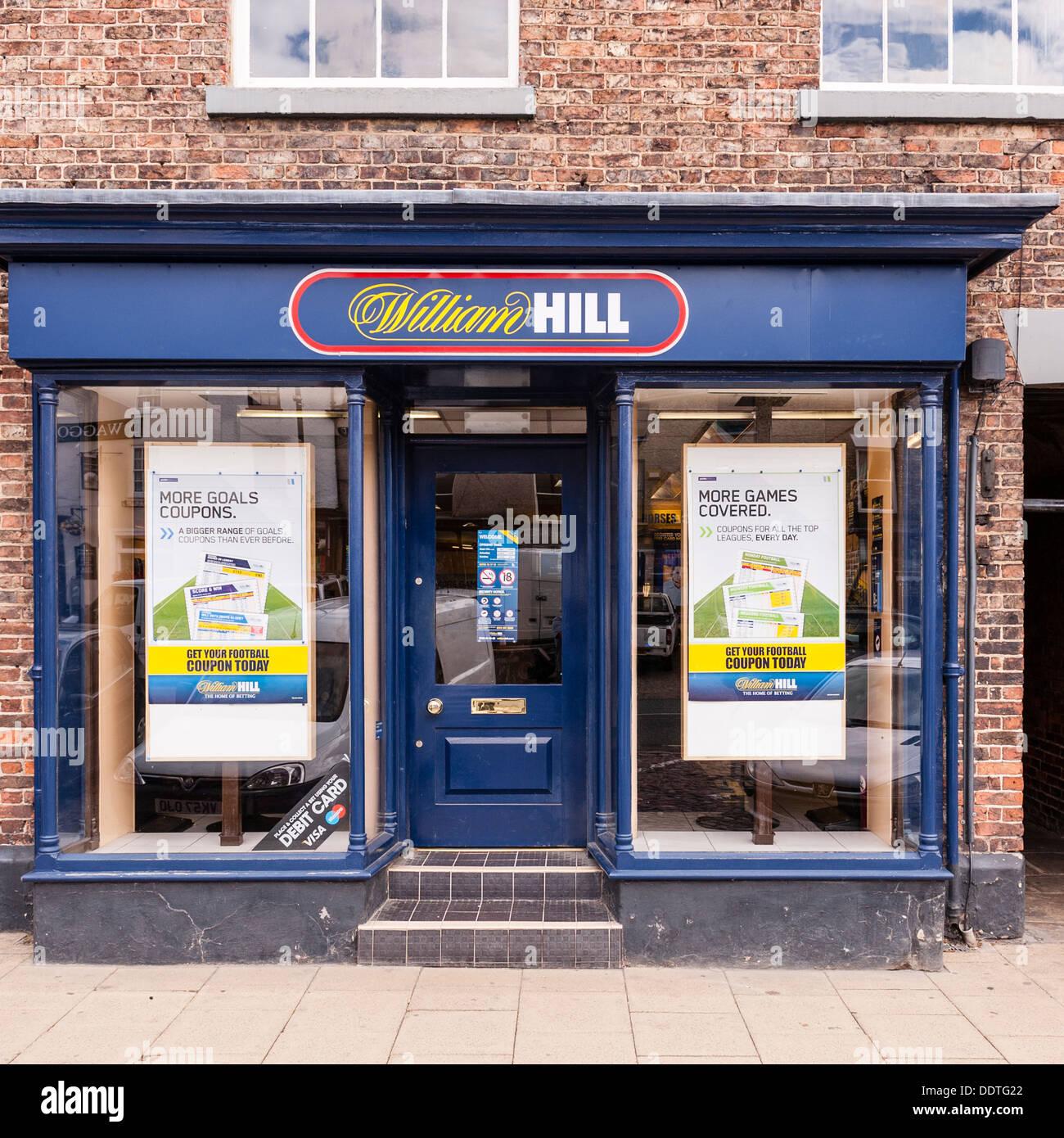 William hill stock william hill penicuik