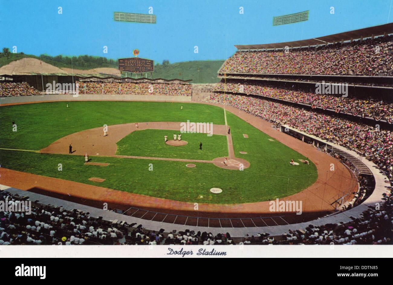 Dodger stadium los angeles california usa 1970 stock photo dodger stadium los angeles california usa 1970 buycottarizona Image collections