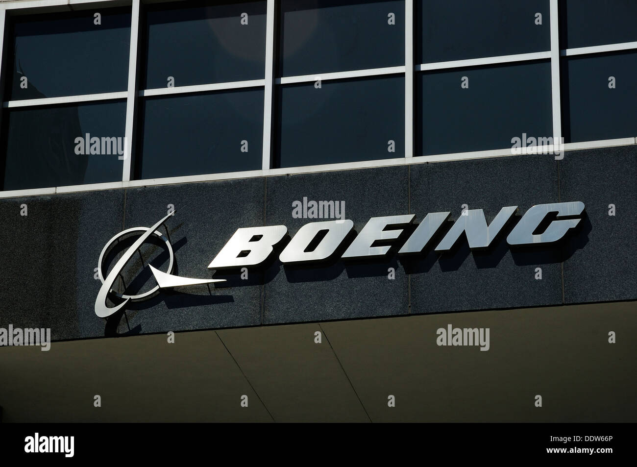 Boeing company headquarters and logo in chicago illinois usa stock boeing company headquarters and logo in chicago illinois usa buycottarizona Image collections