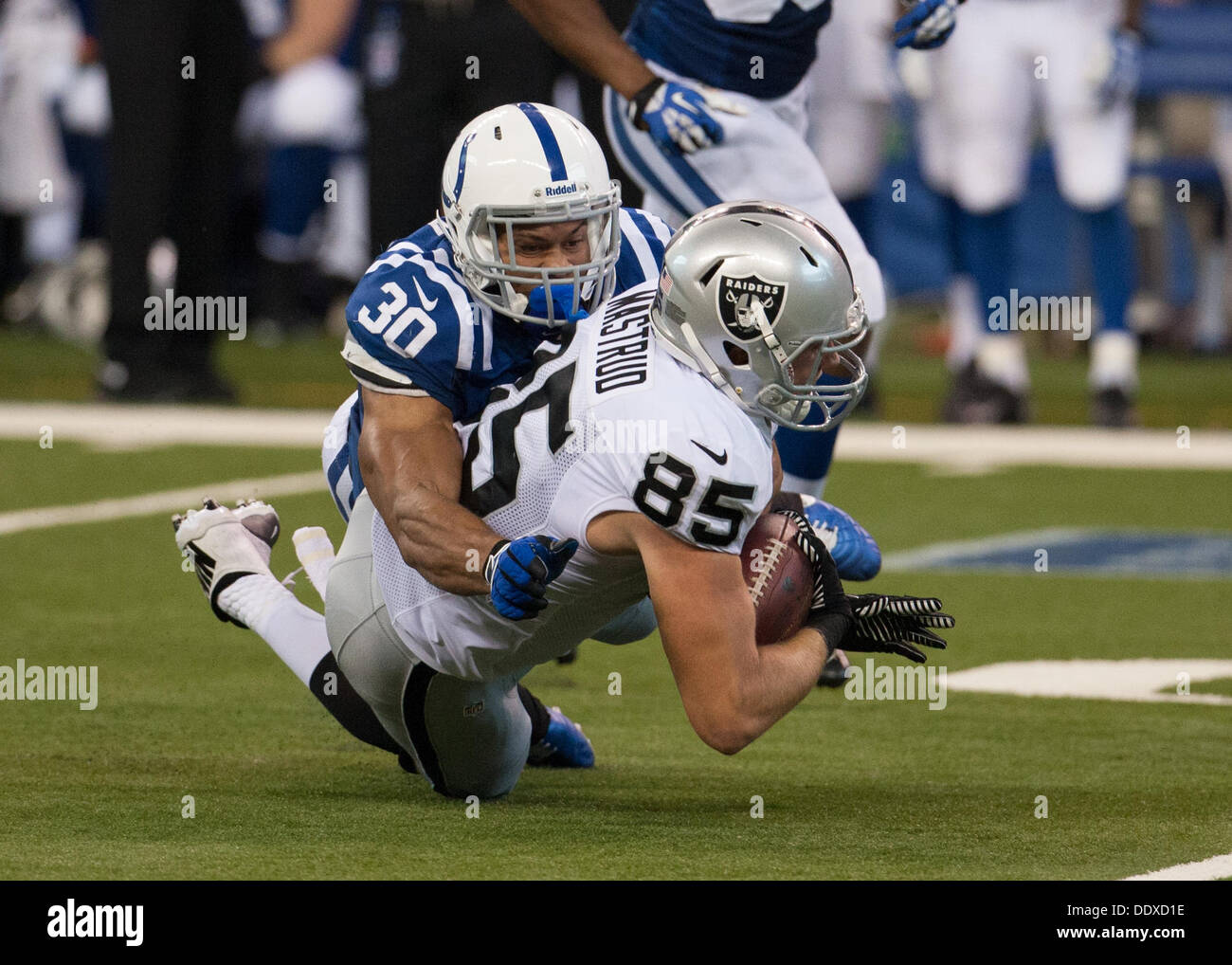 Laron Landry Colts Tackle
