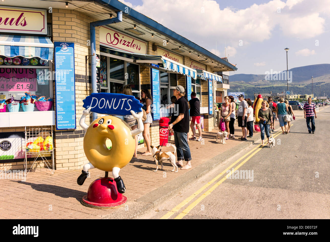 Food Shops In Barmouth