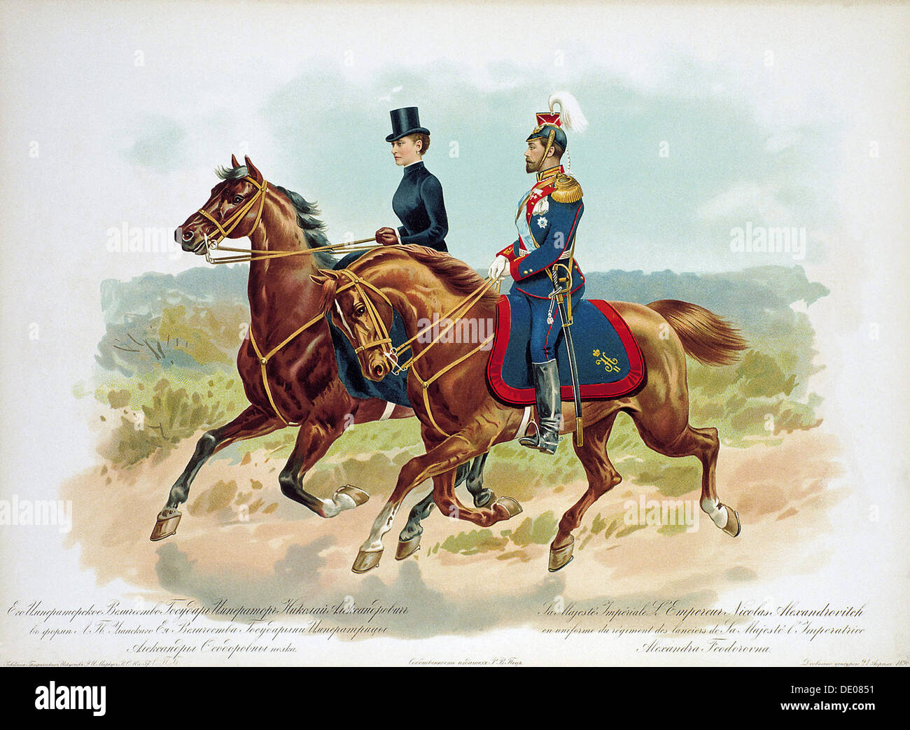 an introduction to the life of nicholas ii the czar of russia from 1896 1917 Nicholas ii, the last czar,  nicholas and alexandra were crowned czar and czarina in may 1896 as the ruler of russia, nicholas resisted calls  in march 1917,.