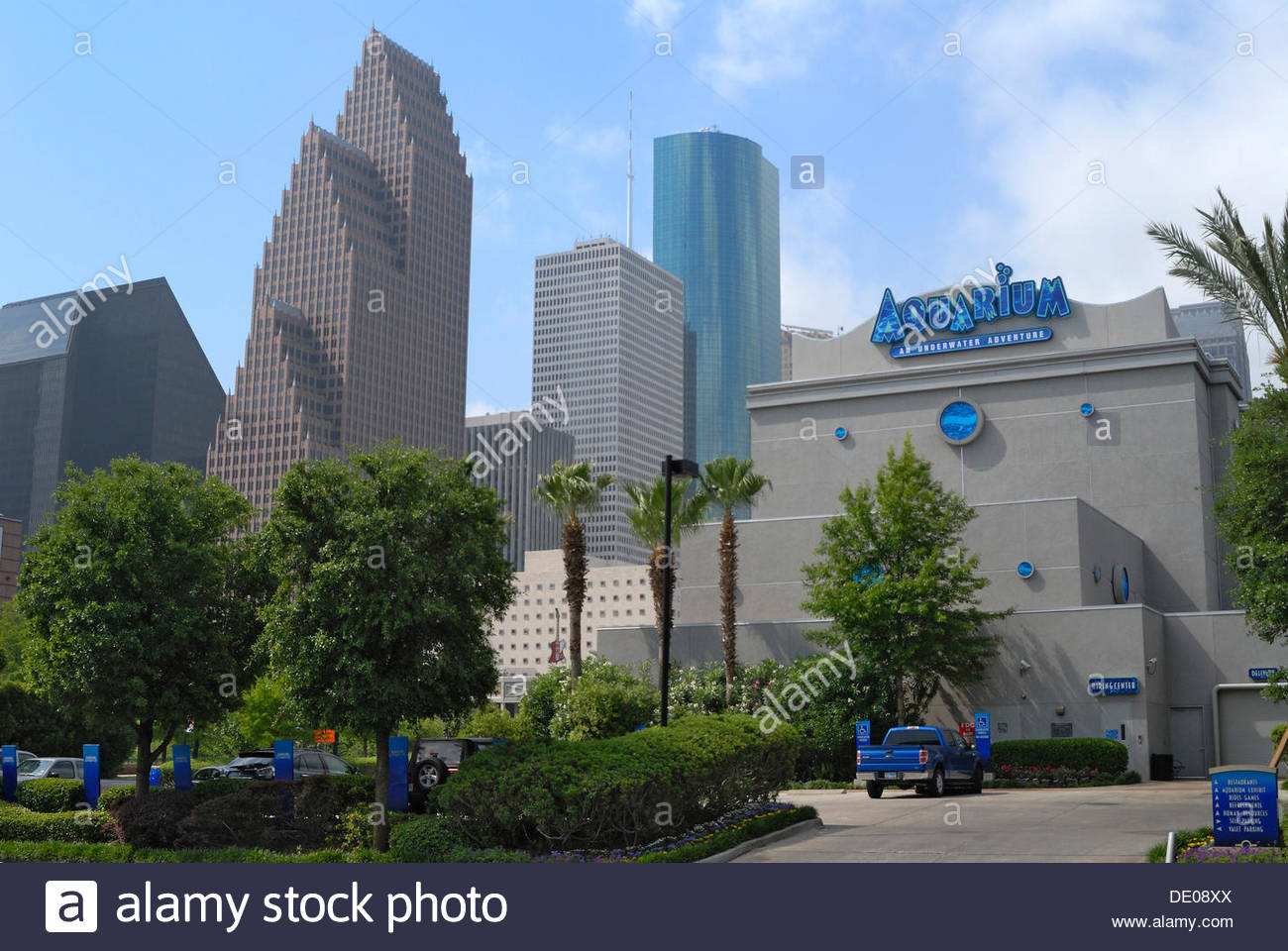 Houston Aquarium Building