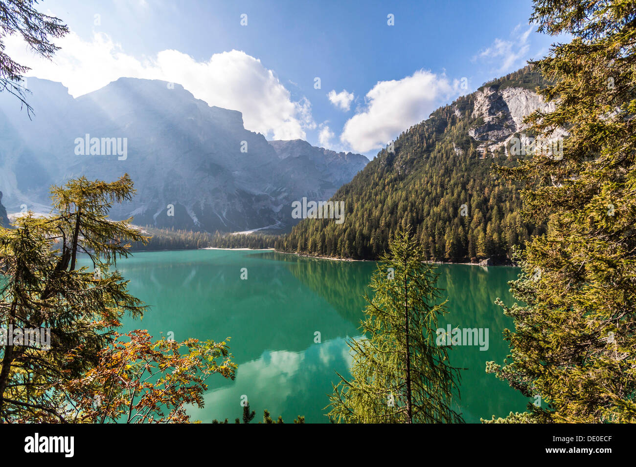 lago di braies prags - photo #1
