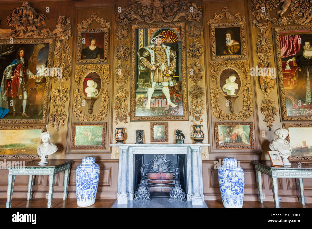 Petworth house west sussex remained