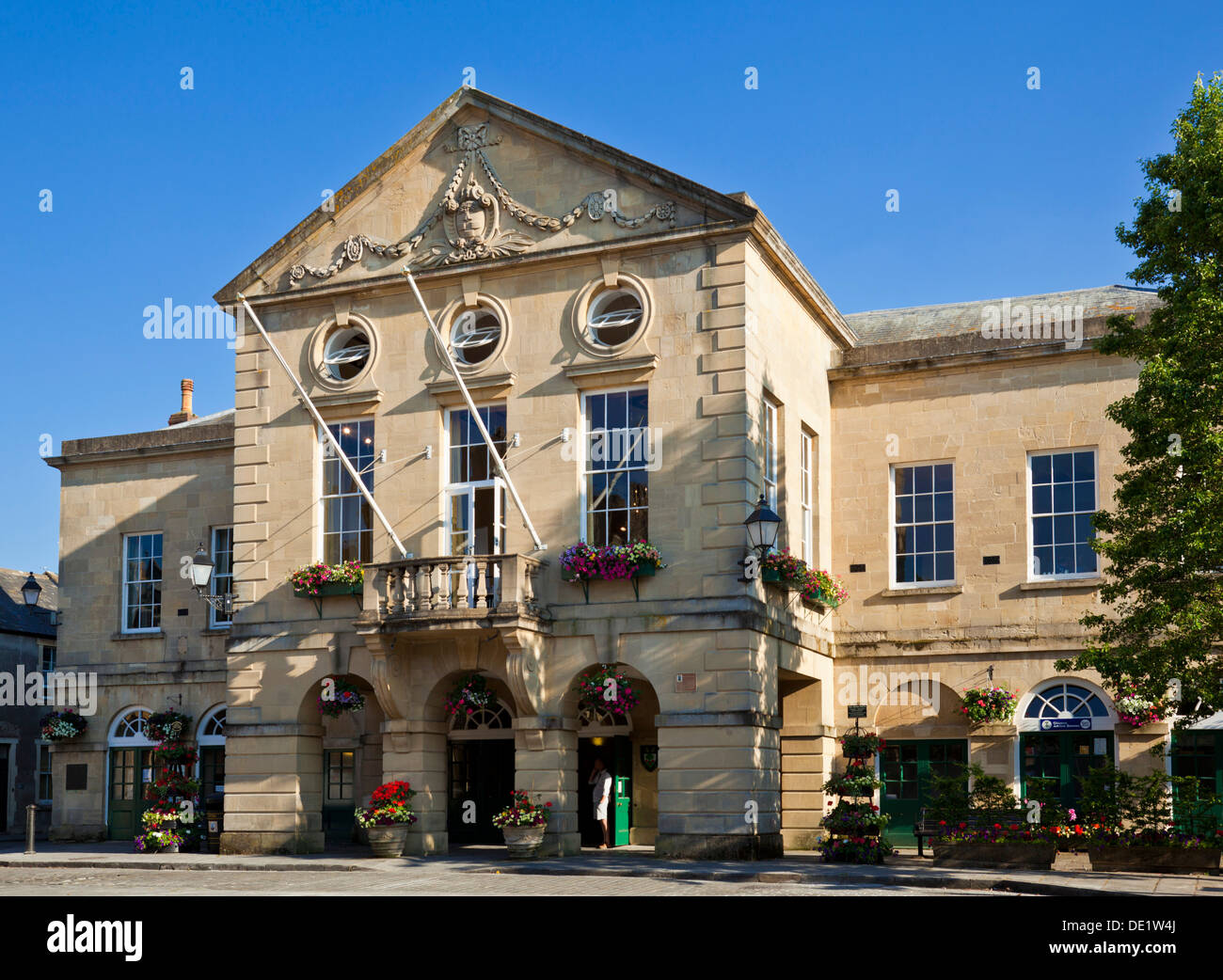 Wells town hall and coroners court wells somerset england for Family home plans com