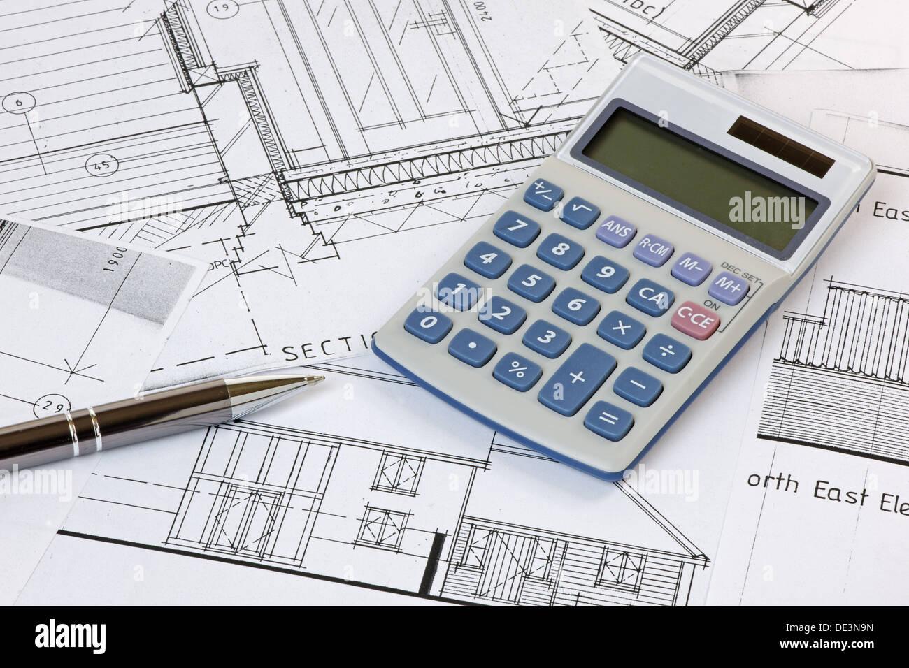 House plans calculator house design plans for Building a home calculator