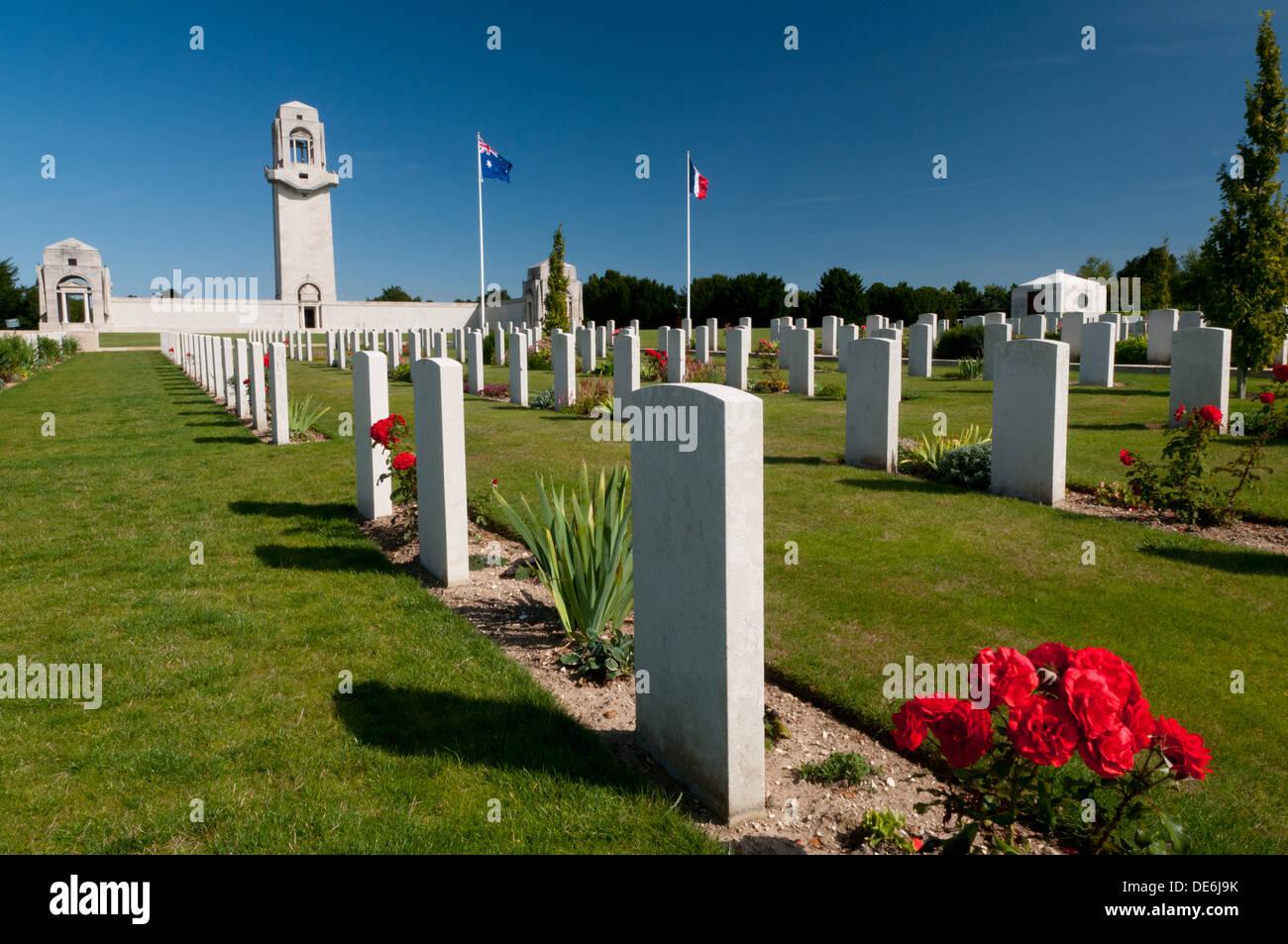 the australian national war memorial villers bretonneux. Black Bedroom Furniture Sets. Home Design Ideas