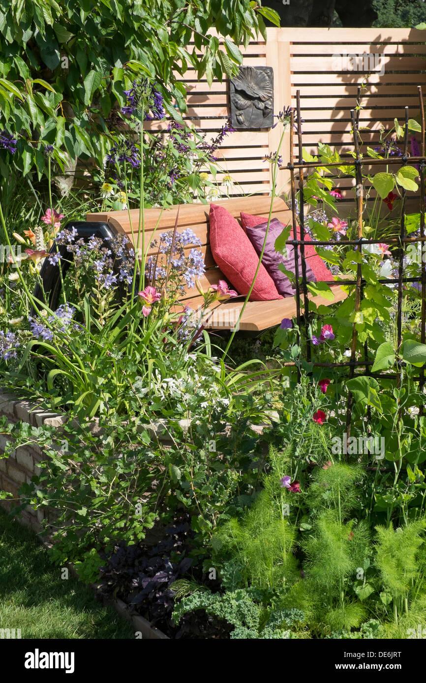england cheshire tatton rhs show garden design