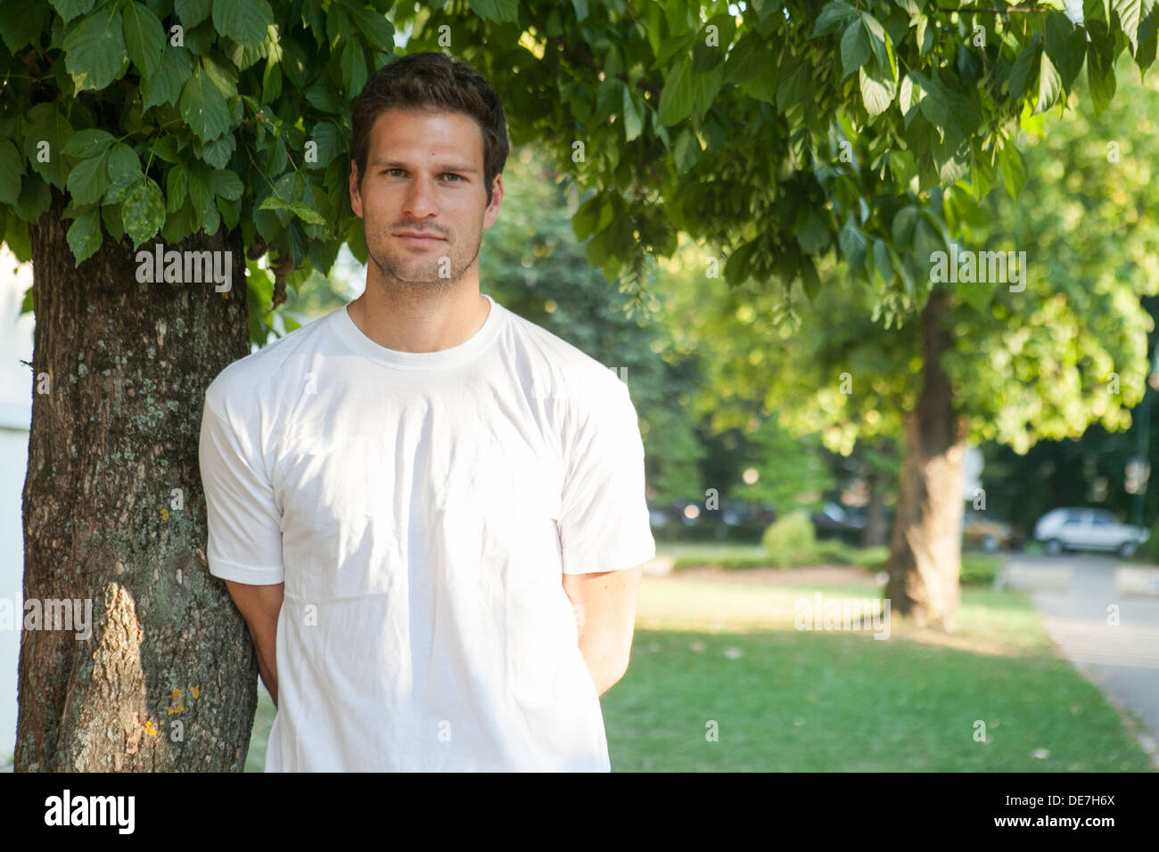 Bosnian footballer Asmir Begovic who plays as a goalkeeper for