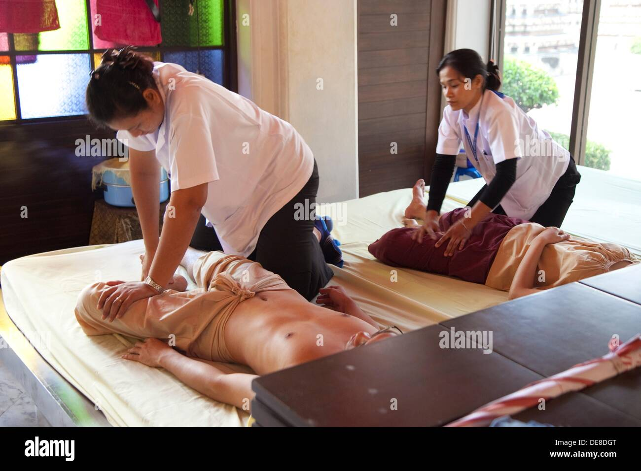 thai gratis massage