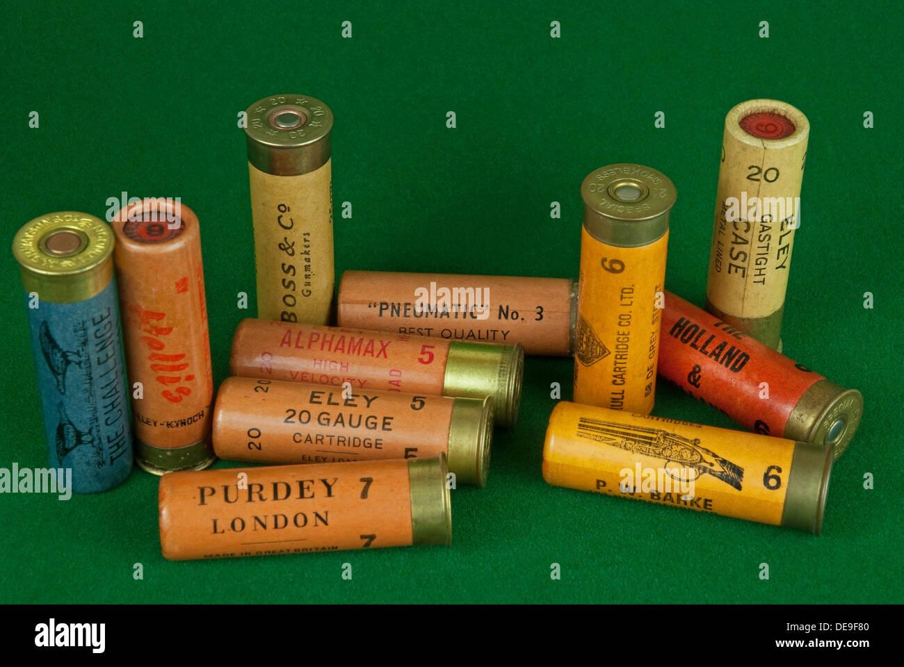 Vintage Cartridges 87