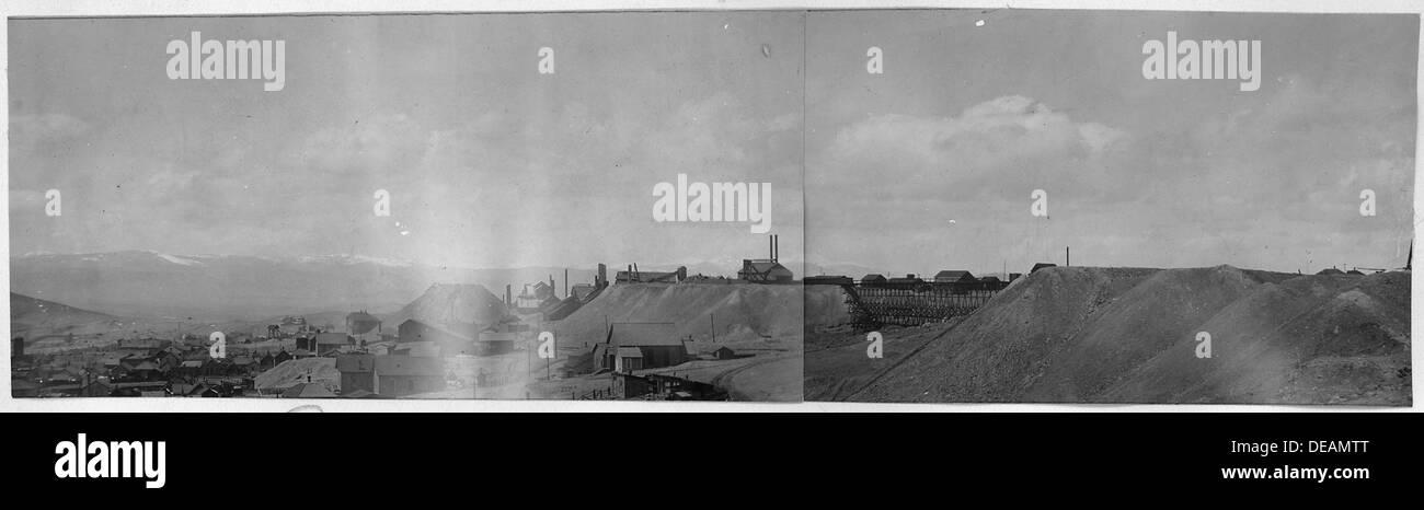 panorama of dumps at alice mine walkerville 298133 stockfoto lizenzfreies bild 60472184 alamy. Black Bedroom Furniture Sets. Home Design Ideas