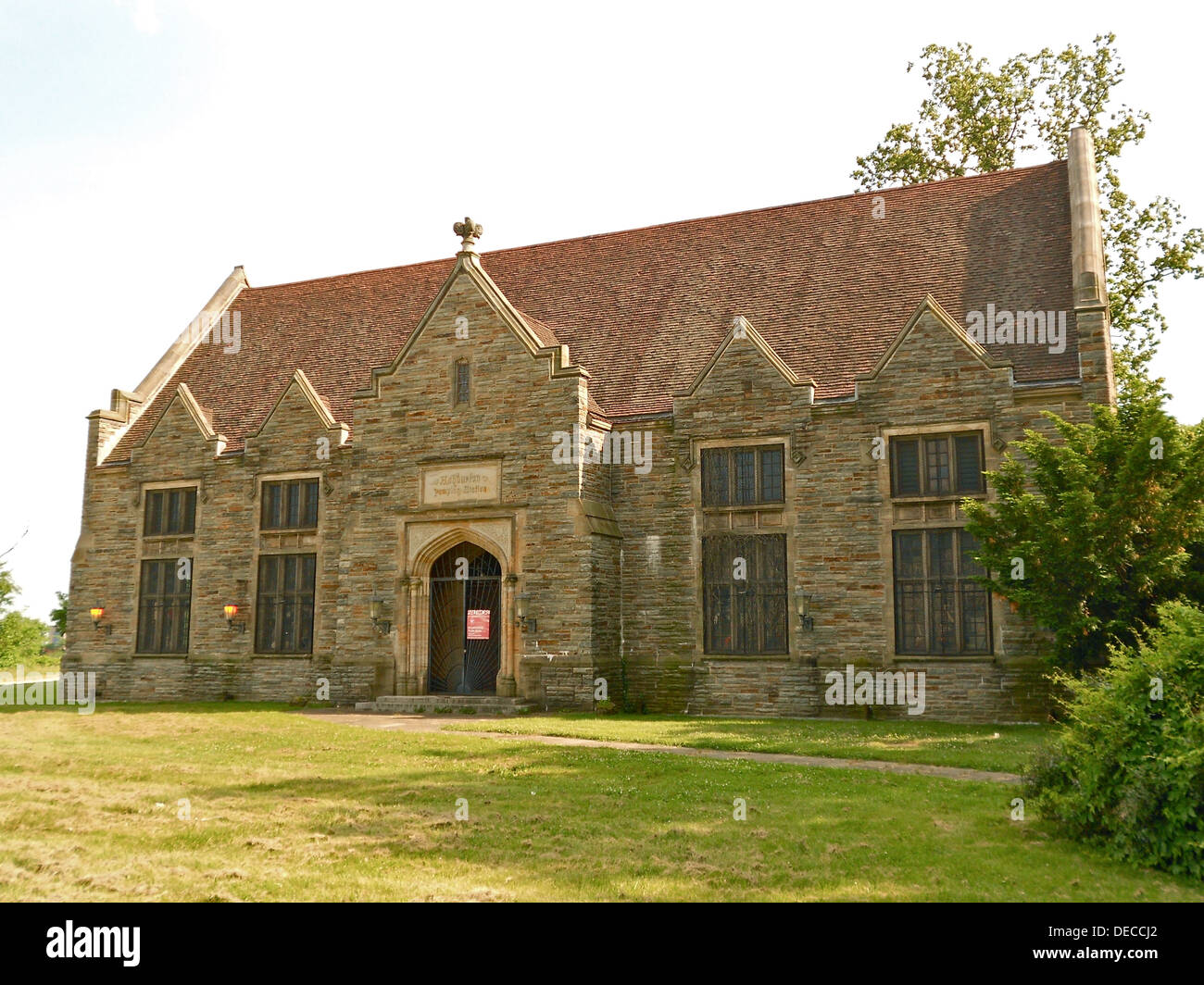 Ashburton Pumping Station In Baltimore Maryland A Park Next To The Revisior