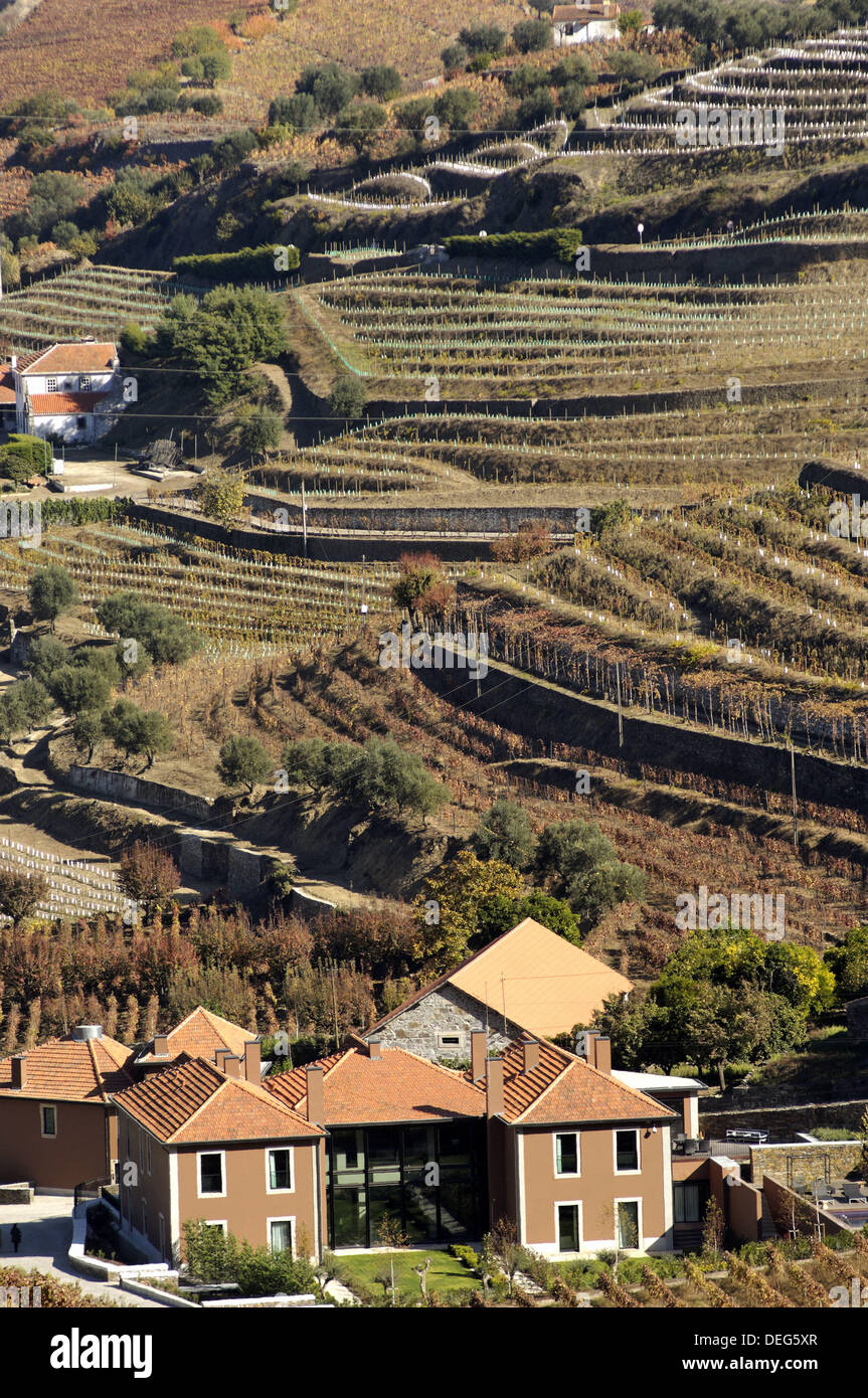 Five star luxury aquapura douro valley hotel and spa in for Hotel luxury douro