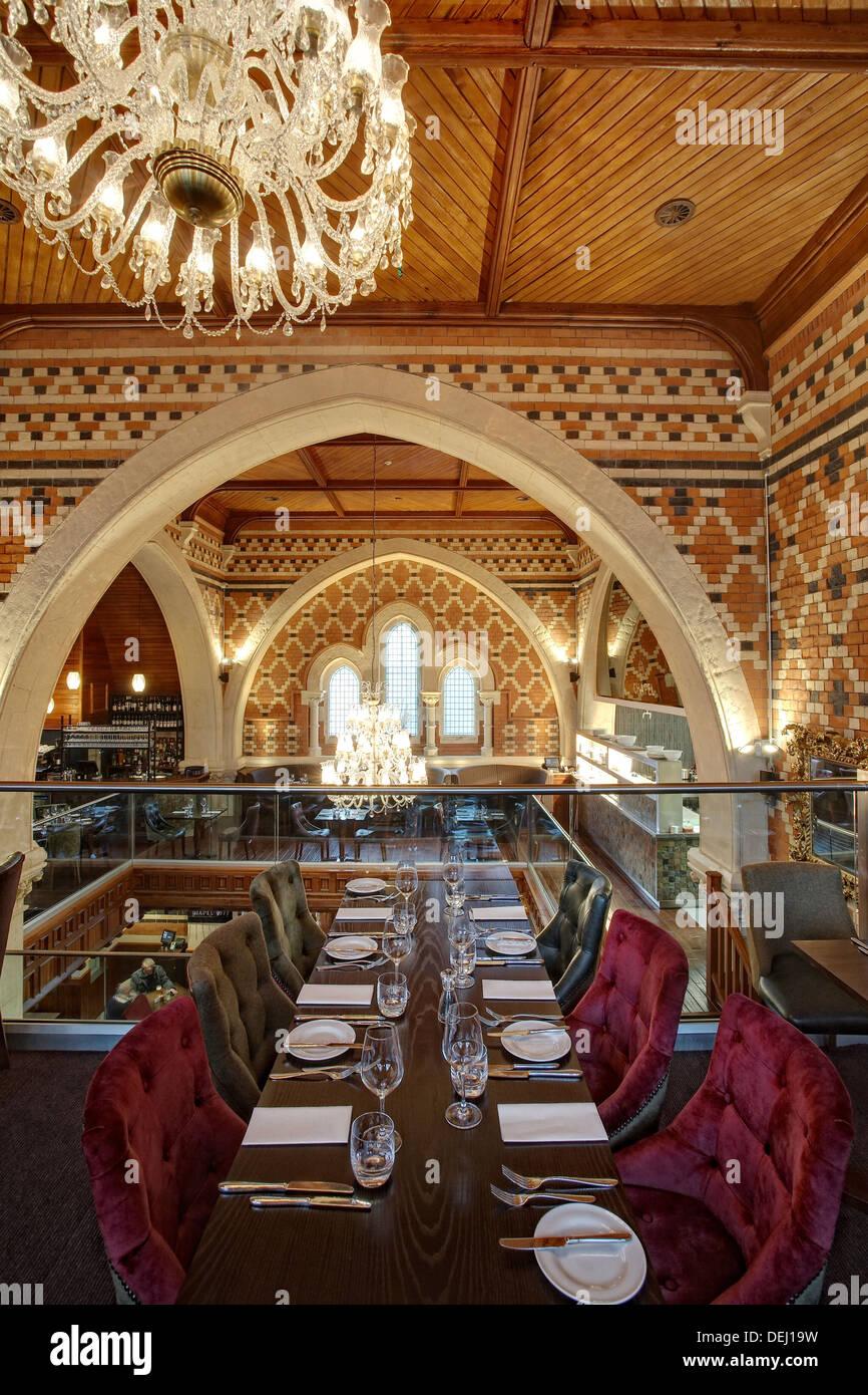Chapel  Bar Restaurant Cardiff