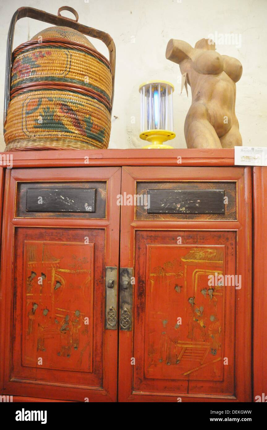 Delightful Malacca (Malaysia): Antique Chinese Furniture Sold At Malaqa House Antique  Shop In Chinatown