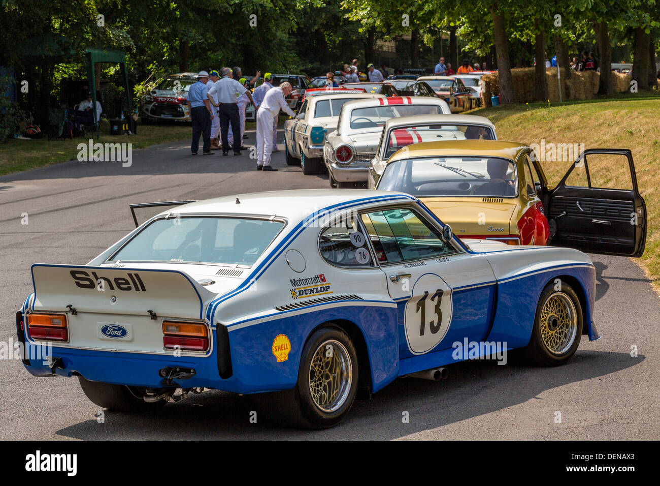 1973 ford capri rs cologne with driver emanuele pirro at. Black Bedroom Furniture Sets. Home Design Ideas