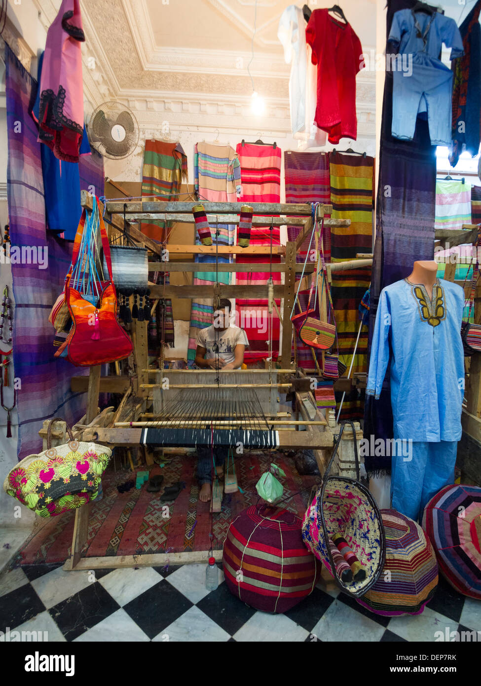 Loom clothing store