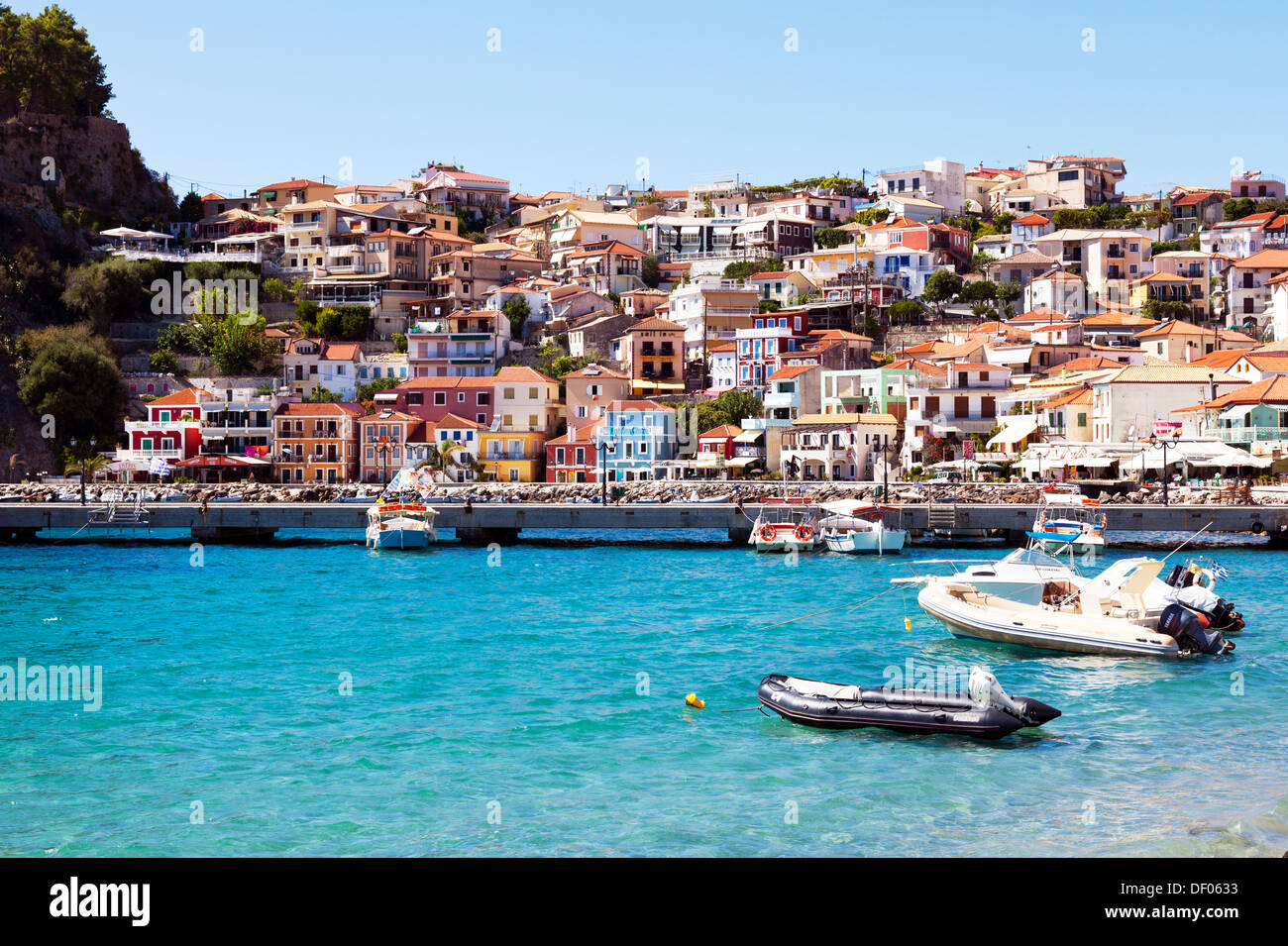 Great Astounding House Overlooking Portelet Harbour ·  Http://c8.alamy.com/comp/DF0633/colourful  Nice Ideas